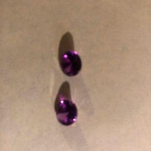 Ruby@Amethyst stones
